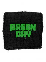 Green Day Merchandise Schweißband