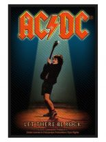 Aufnäher ACDC Let there be Rock