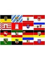 Fahne 16 Bundesländer