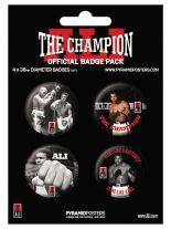 Button Set Ali Champion