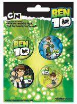Button Set Ben 10