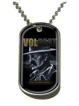 Erkennungsmarke Volbeat Outlaw Gentlemen Dog Tag Halskette