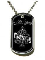 Erkennungsmarke Motörhead Ace Of Spades Dog Tag Halskette