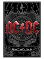 Poster ACDC Black Ice