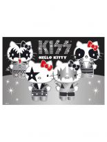 Poster Kiss Hello Kitty