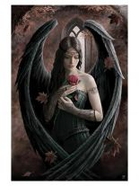 Poster Anne Stokes Angel Rose