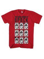 Star Trek T-Shirt The Many Moods Of Spock