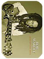 3 Aufkleber Bob Marley