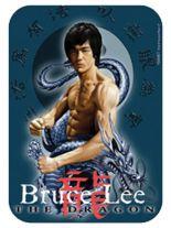 3 Aufkleber Bruce Lee Dragon