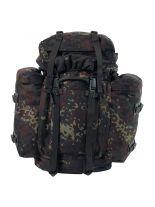Bundeswehr Rucksack flecktarn 80 l + 20 l Daypacks