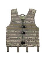 Armee Weste Molle operation-camo mit Modular System