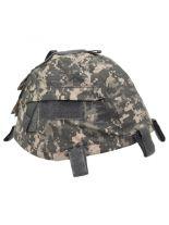 Helmbezug mit Taschen verstellbar AT-digital