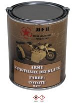 Militär Farbdose Army 1 Liter coyote