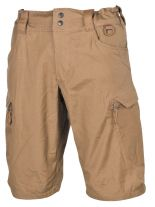 Action Bermuda Shorts Rip Stop coyote tan