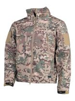 Allwetter Premium Soft Shell Jacke operation-camo