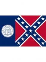 Fahne Georgia