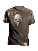 Alchemy T-Shirt Ice Skull