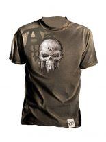 Alchemy T-Shirt Ice Skull