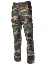 Damen US BDU Hose Woodland