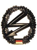 Bundeswehr Barettabzeichen Fernmelder