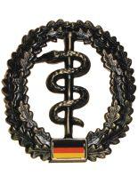 Bundeswehr Barettabzeichen Sanitäter