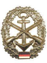 Bundeswehr Barettabzeichen Marinesicherung