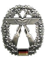 Bundeswehr Barettabzeichen Luftwaffensicherung