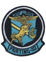 Stickabzeichen VF-32 Swordsmen Deus et Patria