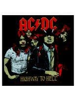 Aufnäher ACDC Highway to Hell