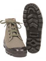 Französische Commando Schuhe Canvas