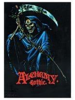 Alchemy Grim Sage Posterfahne