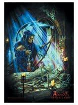 Alchemy Noetic Crypt Posterfahne