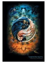 Alchemy Posterfahne Versus Doctrinus