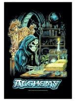 Alchemy Posterfahne