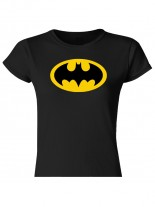 Batman Girl T-Shirt Logo