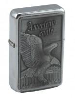 Benzin Sturmfeuerzeug American Eagle