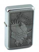 Benzin Sturmfeuerzeug American Eagle lighter