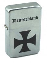 Benzin Sturmfeuerzeug Deutschland Eisernes Kreuz groß