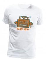 Big Bang Theory T-Shirt Shel-Bot
