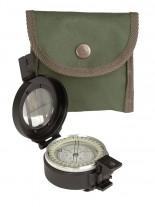 Britischer Kompass Lensatic Metall Repro