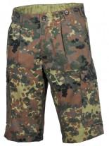 Bundeswehr Bermuda Shorts flecktarn