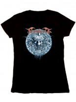 Finntroll Girl T-Shirt light into Darkness