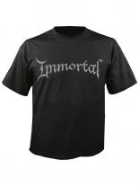 Immortal T-Shirt gold schwarz Gr. S