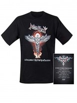 Judas Priest T-Shirt Angel of Retribution Gr. S