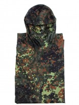 Poncho Flecktarn Ripstop 210 x 150 cm