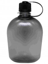 US Feldflasche 1 l schwarz GEN II
