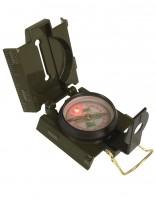 US Kompass Metall mit Beleuchtung