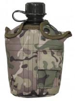 US Plastik Feldflasche 1 L operation-camo
