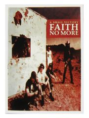 3 Faith No More Postkarten