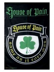 House Of Pain Posterfahne